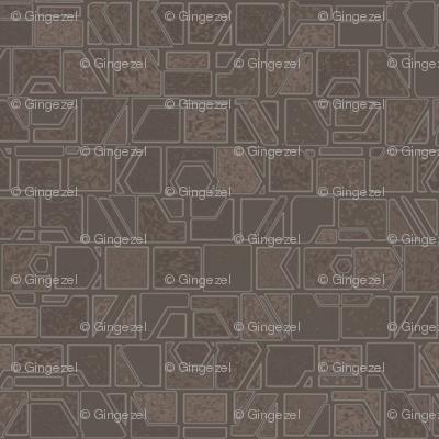 Terrace Wall 4 © Gingezel™ 2013