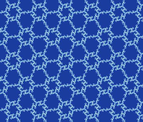 Braided Hex fabric by cs_nyc on Spoonflower - custom fabric