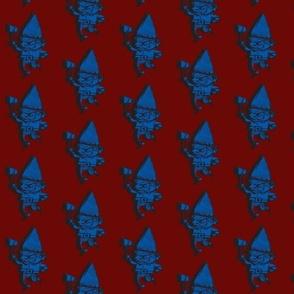 Jonathon- oxblood and blue