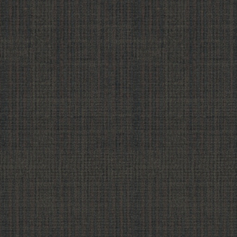 Charcoal Thatch - woven threads of charcoal and brown fabric by materialsgirl on Spoonflower - custom fabric