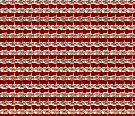 Village 1 fabric by manureva on Spoonflower - custom fabric