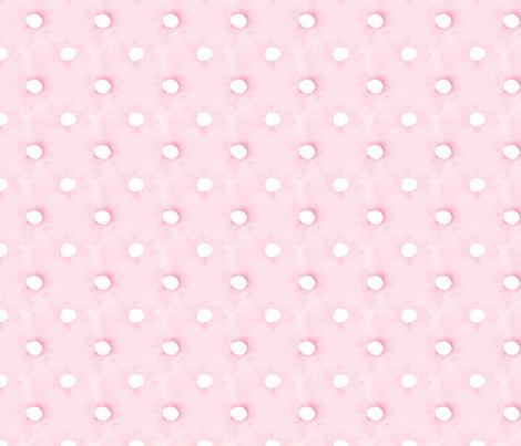 antoinette pois rose M fabric by nadja_petremand on Spoonflower - custom fabric