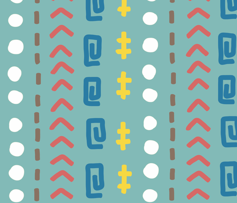 africa1 fabric by studio_ggc on Spoonflower - custom fabric