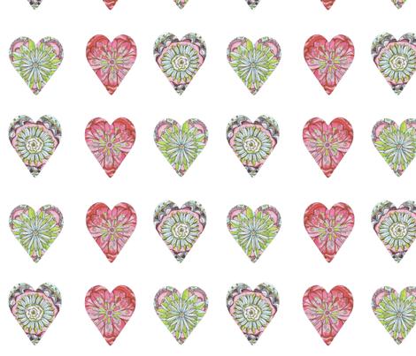 myloveisagarden fabric by artthatmoves on Spoonflower - custom fabric