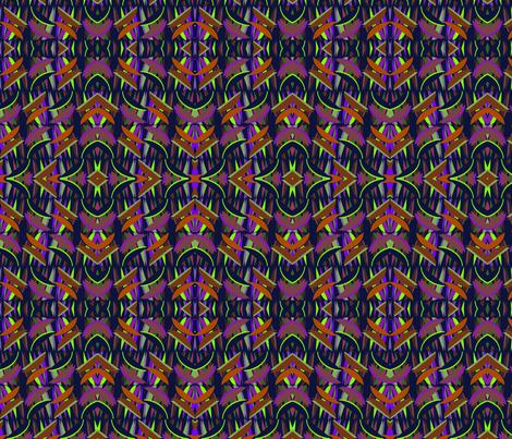 windingroots fabric by cilade on Spoonflower - custom fabric