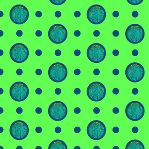 Pin&Pon Popbluer