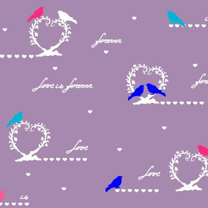 valentine_birdies lilac