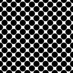 "3/4"" Dots"