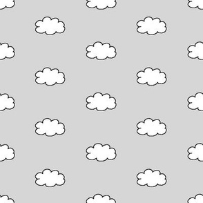 Cloudy Day in Gray