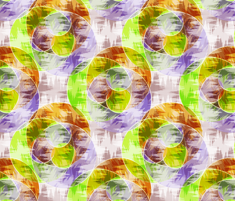 summercycle fabric by glimmericks on Spoonflower - custom fabric