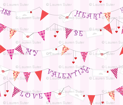 Banners of Love Letters
