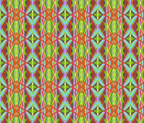Double Diamond fabric by kcs on Spoonflower - custom fabric