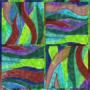 Seaweed Squares