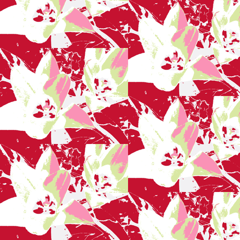 Inside I feel 16!  fabric by winterblossom on Spoonflower - custom fabric