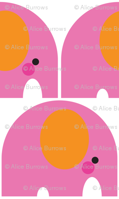 Pink Ellie Wallpaper