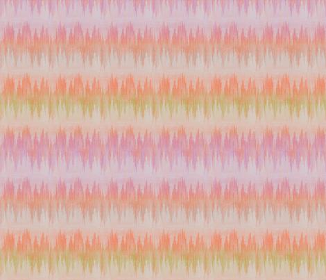 twilight_ikat fabric by glimmericks on Spoonflower - custom fabric