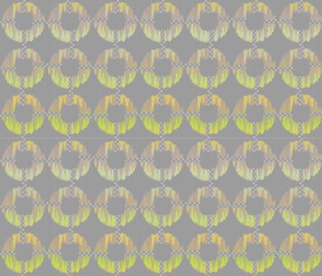 oh_my_gray_ikat fabric by glimmericks on Spoonflower - custom fabric