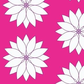 Large_Hot_Pink_Lotus