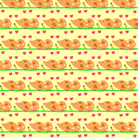 Bubbles fabric by winterblossom on Spoonflower - custom fabric