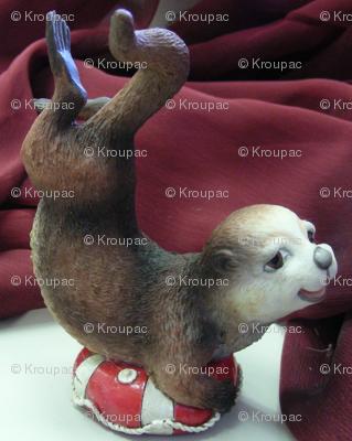Otter Acrobat