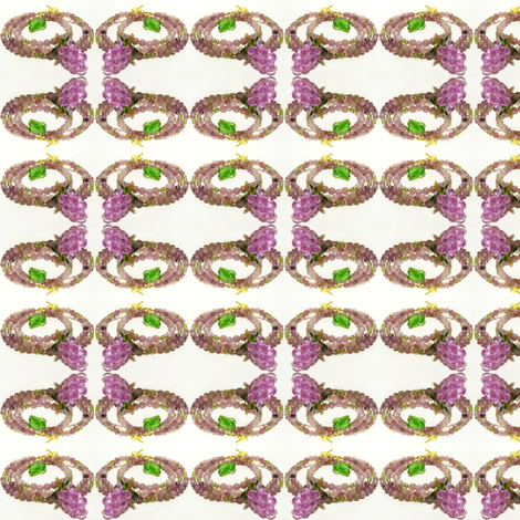 Grapevine Jewels fabric by ravynscache on Spoonflower - custom fabric