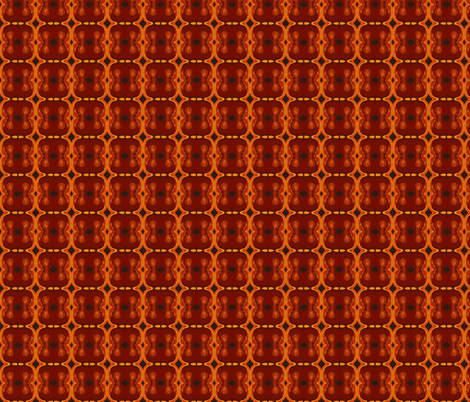 orange_square_repeat fabric by tat1 on Spoonflower - custom fabric