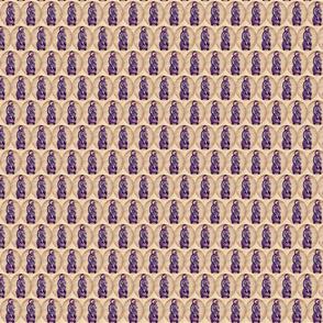Celtic Dragon (purples)