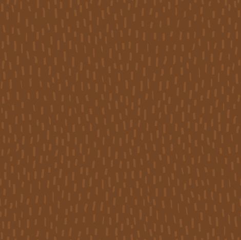 Brown Fur by Friztin fabric by friztin on Spoonflower - custom fabric
