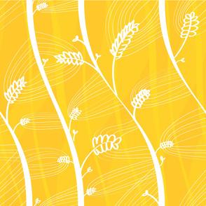 Wheat by Friztin