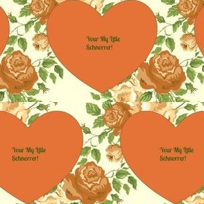 Jewish Valentine - Your My Little Schnorrer!