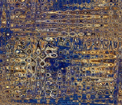 """Shantaram"" fabric by jeanfogelberg on Spoonflower - custom fabric"
