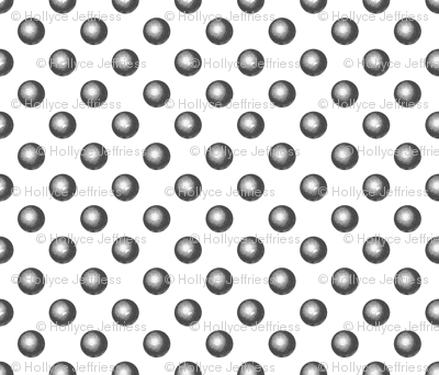 Pool Ball Polka Dots