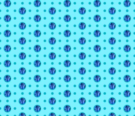 Pin&Pon Poplit fabric by joancaronil on Spoonflower - custom fabric