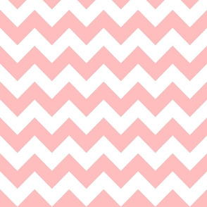 blushing chevrons