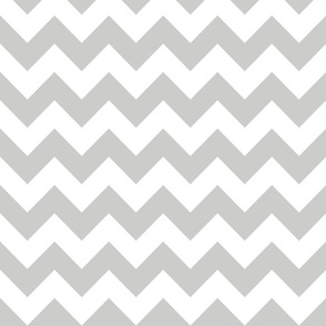Large Grey Chevrons