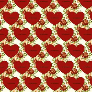 A Jewish Valentine - Your My Meshugana!