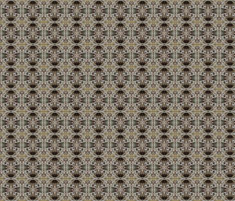 Ice Storm fabric by ravynscache on Spoonflower - custom fabric