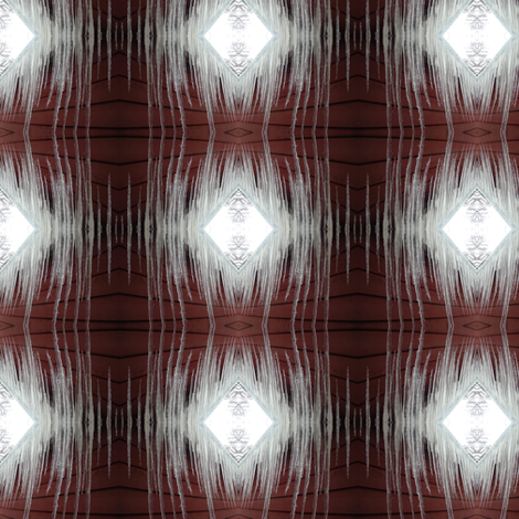 Icicle Burst fabric by ravynscache on Spoonflower - custom fabric
