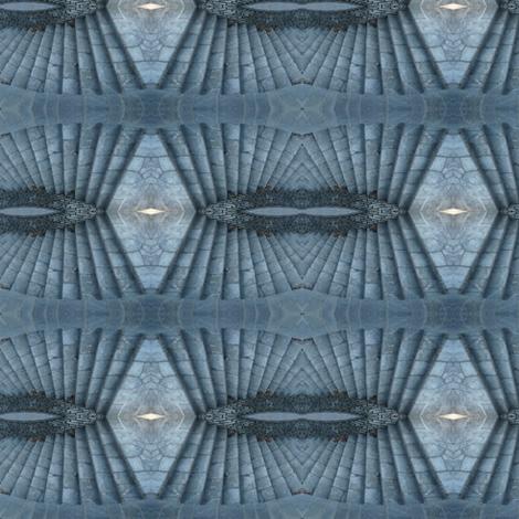 Pleats fabric by ravynscache on Spoonflower - custom fabric