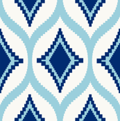 Aztec Diamond Ocean