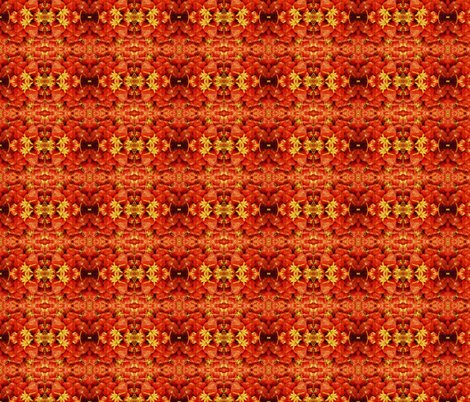 Strawberries fabric by ravynscache on Spoonflower - custom fabric