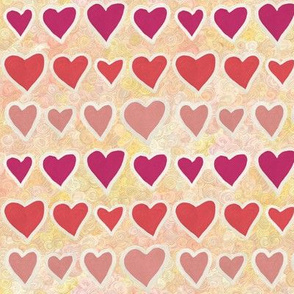 Love waxes + wanes, except for ice-cream (hearts) by Su_G