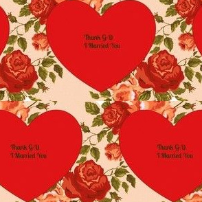 Thank G-D I Married You