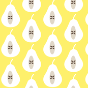 Pear Pale Yellow