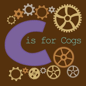 C is for Cogs