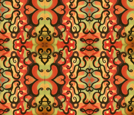 Celebrate fabric by pcpaint on Spoonflower - custom fabric