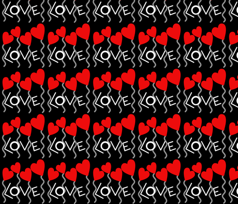 Color Love fabric by ronnyjohnson on Spoonflower - custom fabric