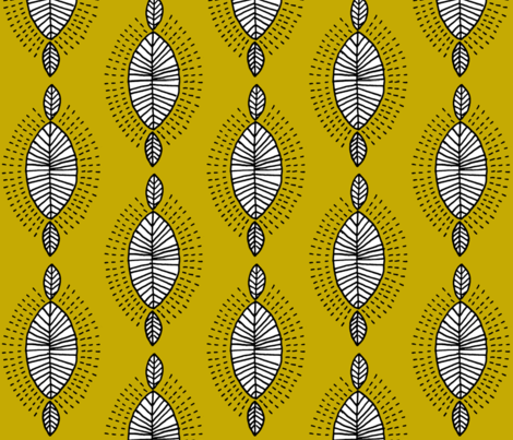 inspiration africa fabric by molipop on Spoonflower - custom fabric