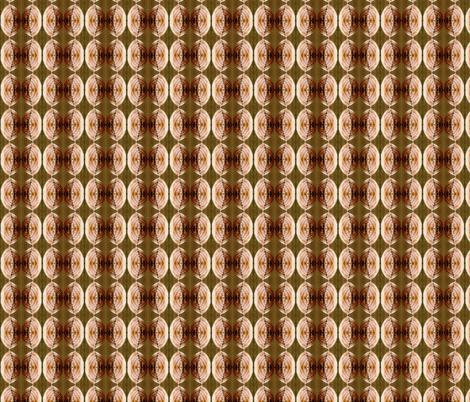 Kudu Shield fabric by ravynscache on Spoonflower - custom fabric