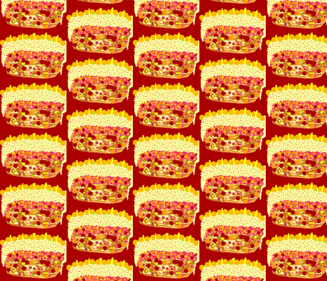 The Land Of Sweets! fabric by winterblossom on Spoonflower - custom fabric